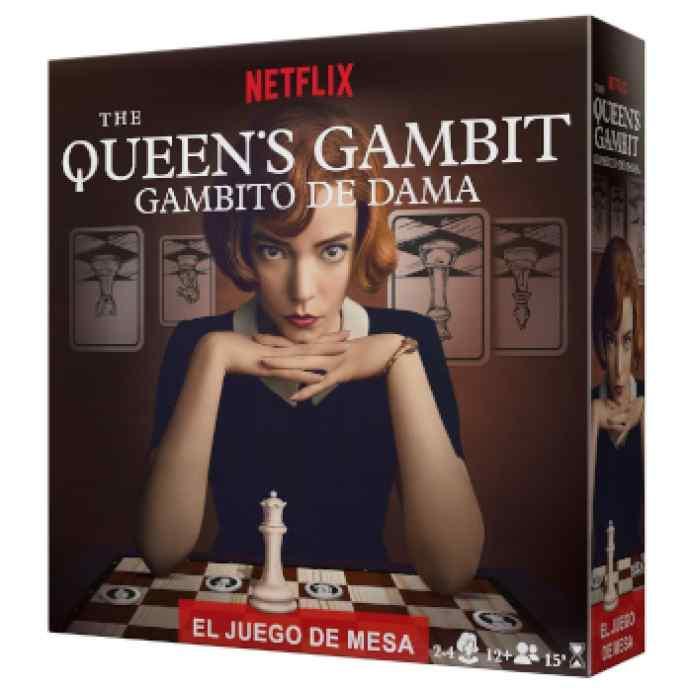 Gambito de Dama El juego de Tablero TABLERUM