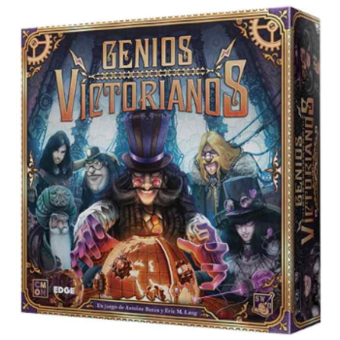 Genios Victorianos TABLERUM