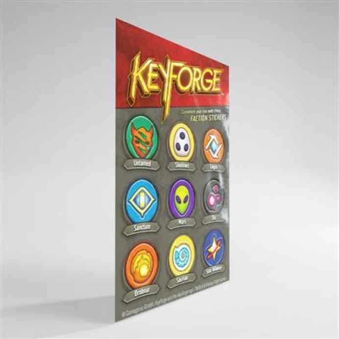 Keyforge Red Vault ML TABLERUM