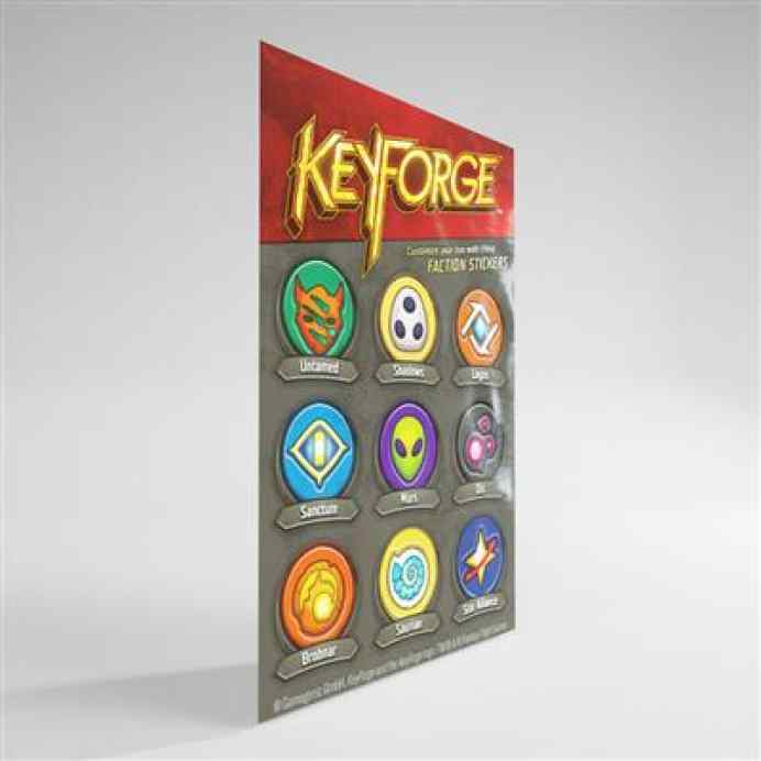 Keyforge Blue Vault ML TABLERUM