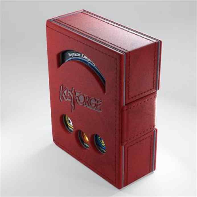 Keyforge Red Deck Book ML TABLERUM