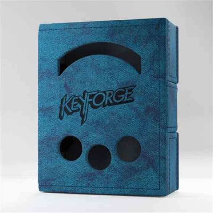 Keyforge Blue Deck Book ML TABLERUM