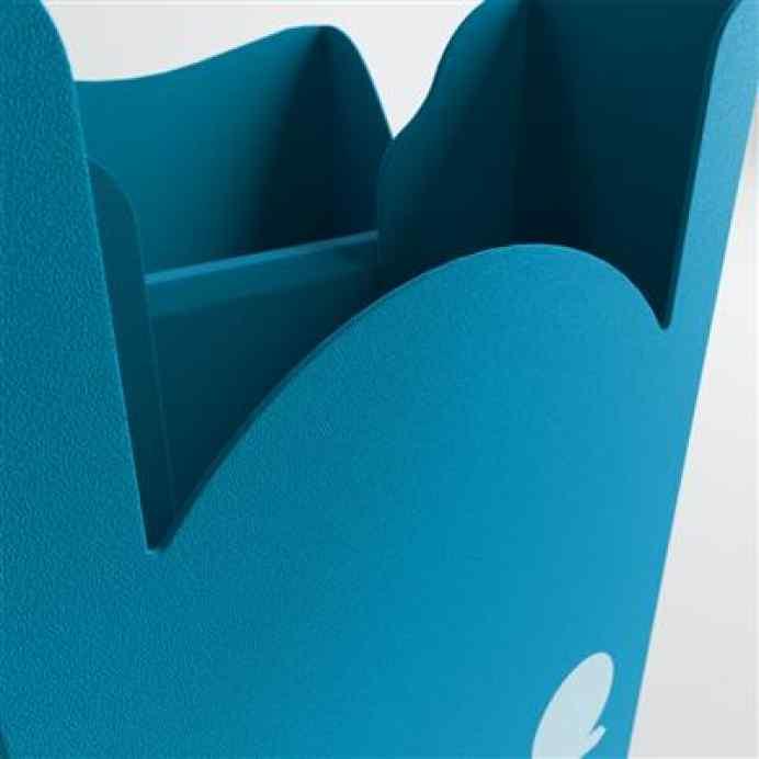 Keyforge Aries Blue Deck Box ML TABLERUM
