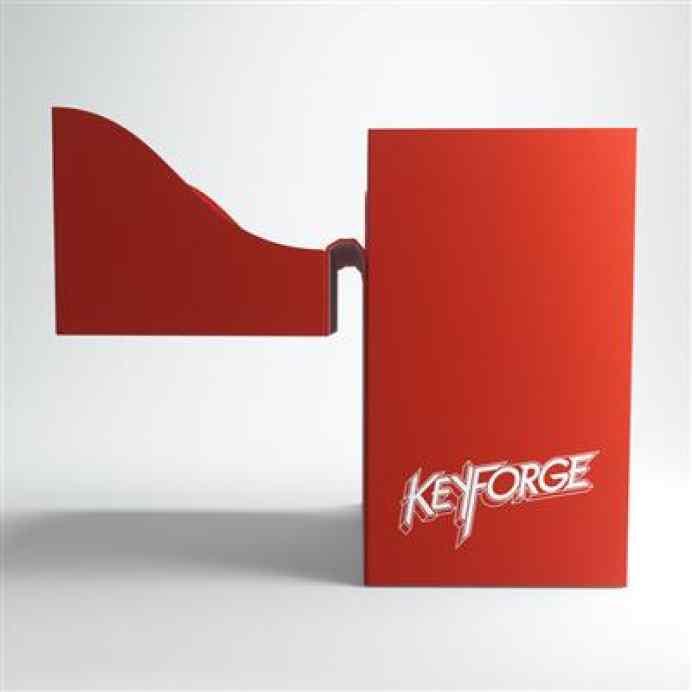 Keyforge Gemini Red Deck Box ML TABLERUM