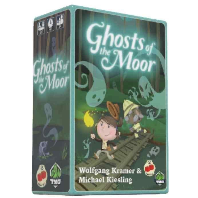 Ghosts of the Moor TABLERUM