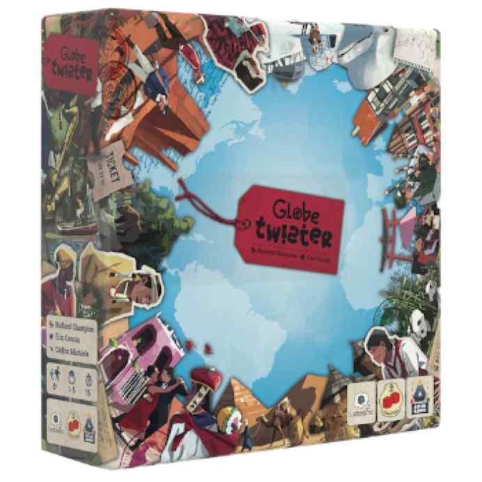 Globe Twister TABLERUM