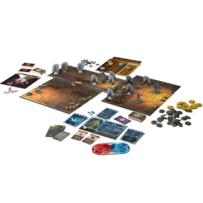 Gloomhaven TABLERUM