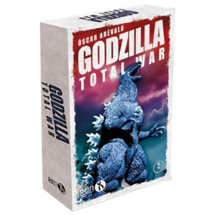 Godzilla Total War TABLERUM