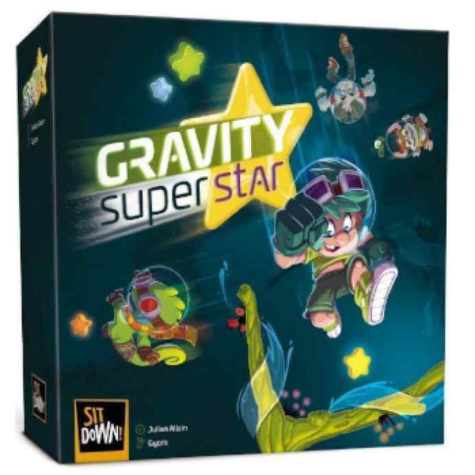 Gravity Super Star TABLERUM