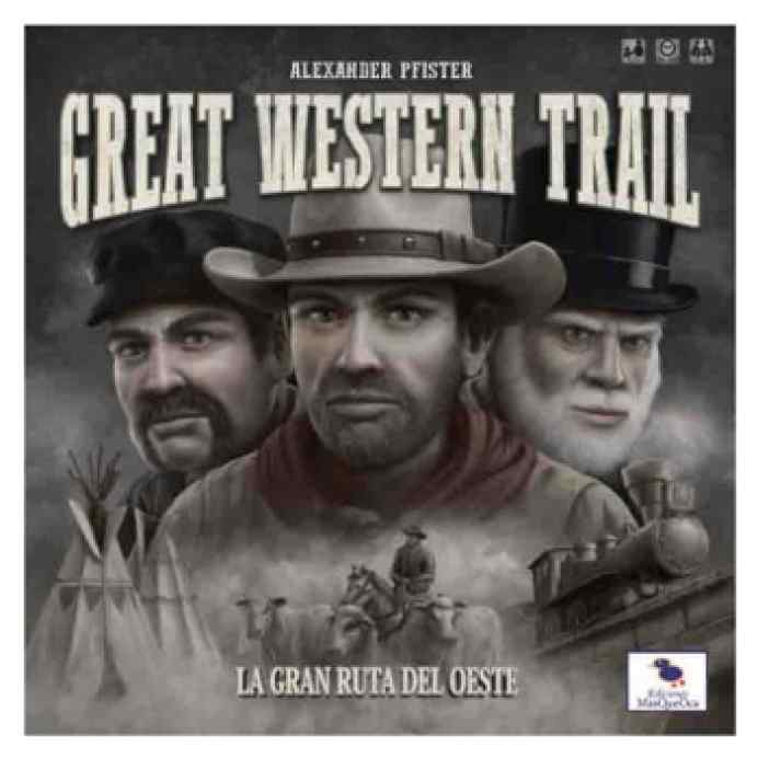 Great Western Trail TABLERUM
