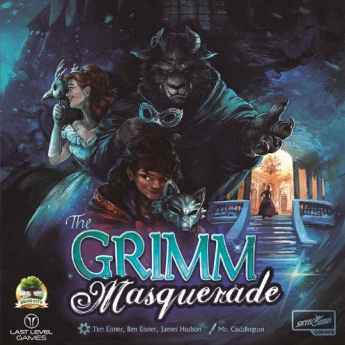 The Grimm Masquerade TABLERUM