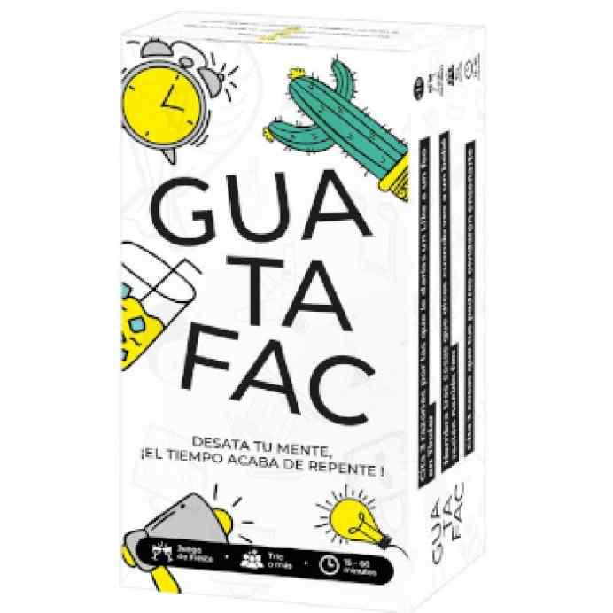 Guatafac TABLERUM