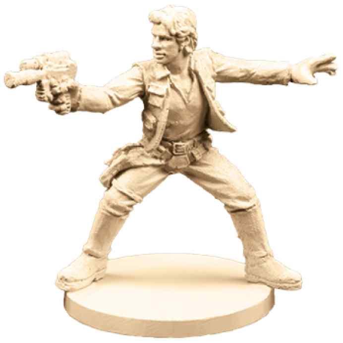 comprar Star Wars: Imperial Assault Han Solo