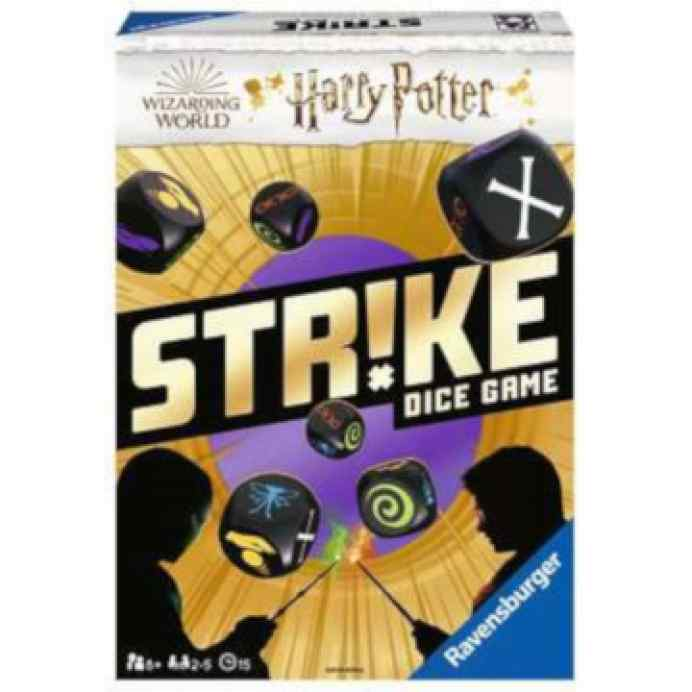 juego strike harry potter