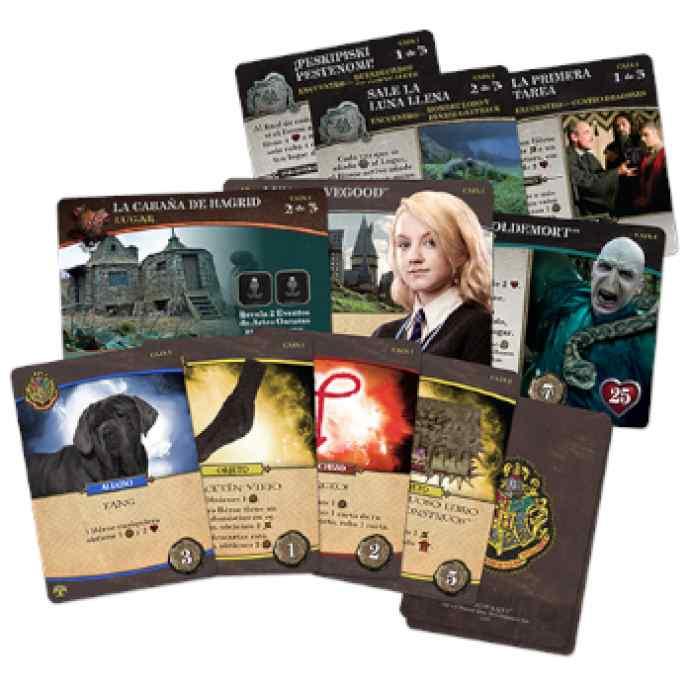 Harry Potter: Hogwarts Battle: La monstruosa caja de los monstruos TABLERUM