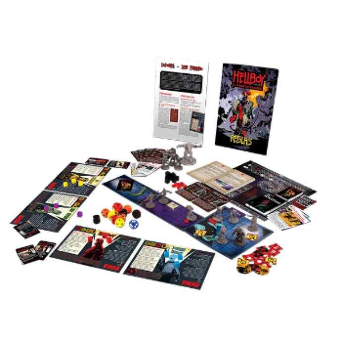 Hellboy: El juego de Tablero TABLERUM