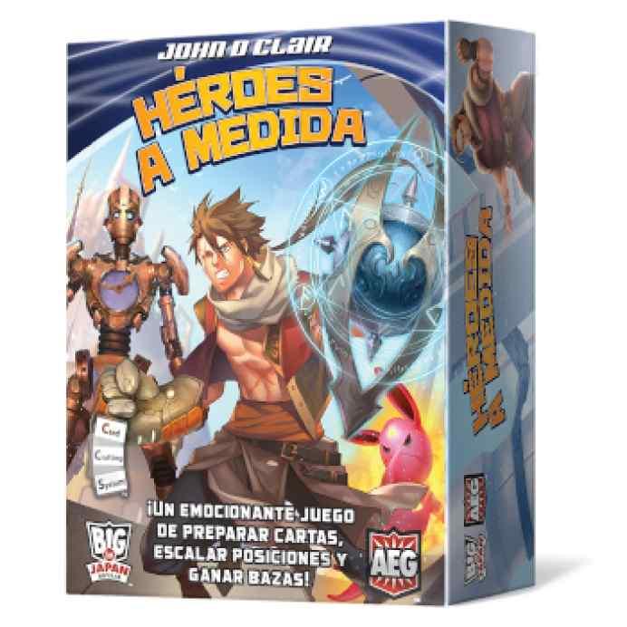 Héroes a Medida TABLERUM