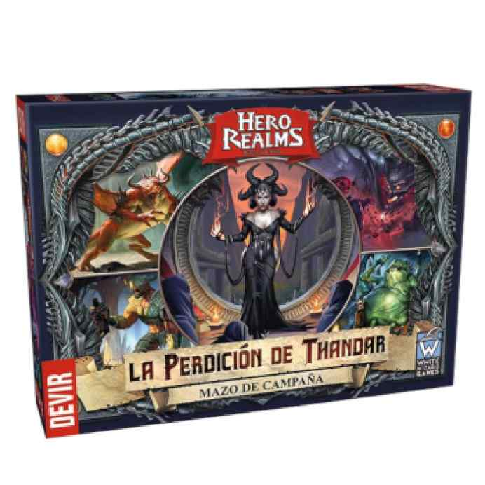 Hero Realms: La Perdición de Thandar TABLERUM