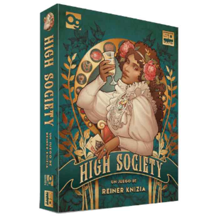 High Society TABLERUM