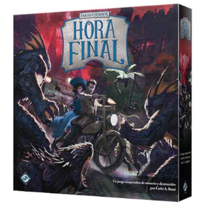 Arkham Horror: Hora Final TABLERUM