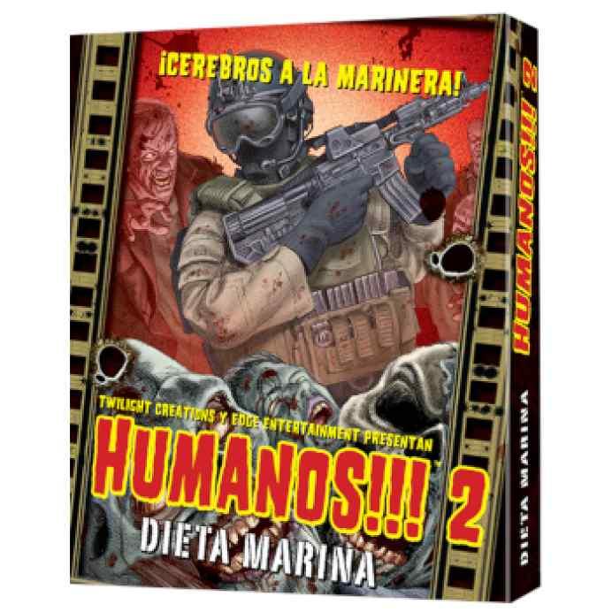 Humanos!!! 2: Dieta Marina TABLERUM