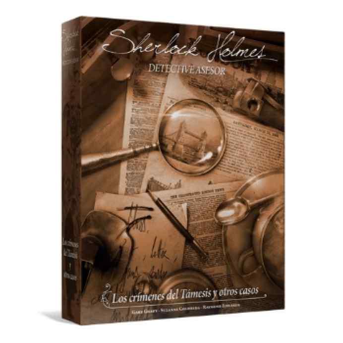 Sherlock Holmes Detective Asesor: Los crímenes del Támesis y otros casos TABLERUM