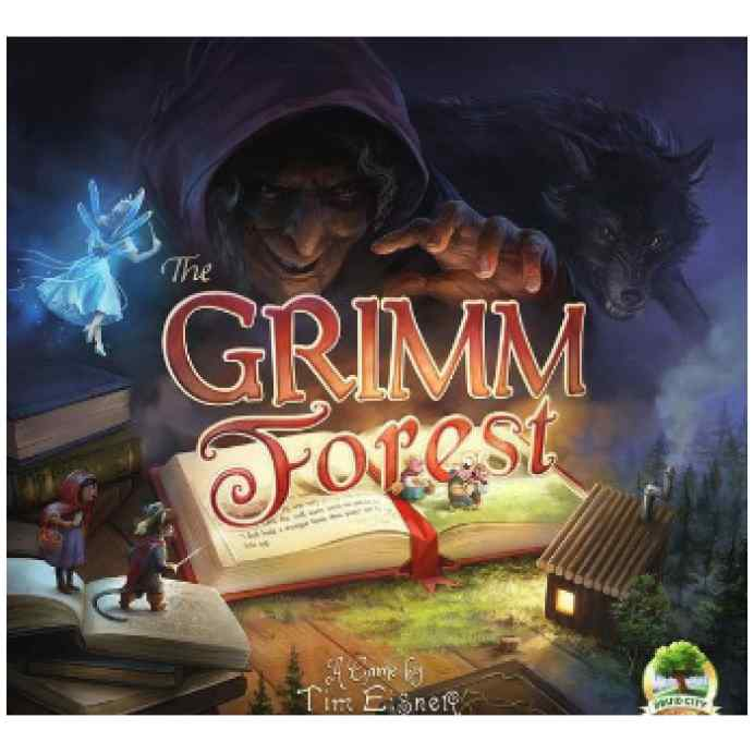 Grimm Forest TABLERUM