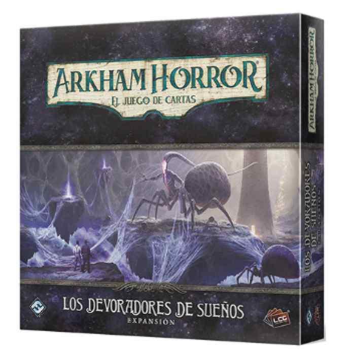 Arkham Horror (LCG): Los Devoradores de Sueños TABLERUM