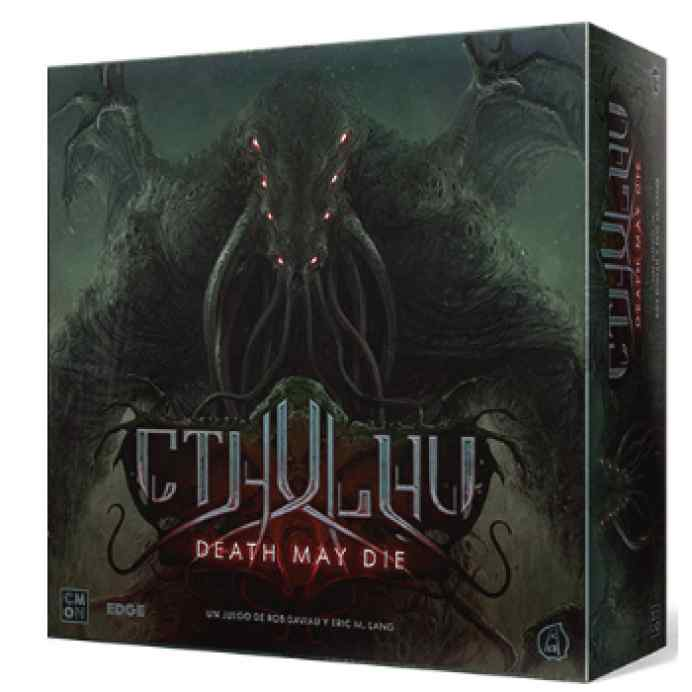Cthulhu: Death May Die TABLERUM
