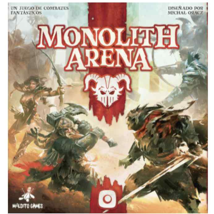 Monolith Arena TABLERUM