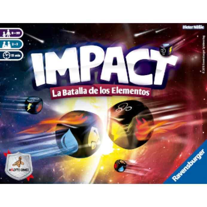 Impact: La batalla de los elementos TABLERUM