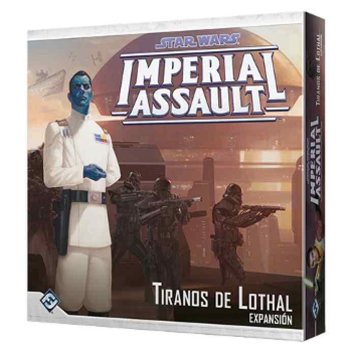 Imperial Assault: Tiranos de Lothal TABLERUM