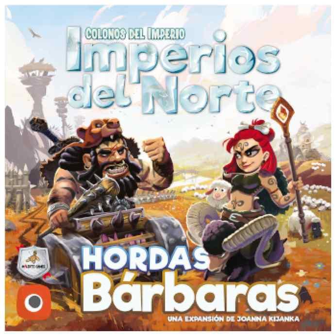 Colonos del Imperio: Imperios del Norte: Hordas Bárbaras TABLERUM