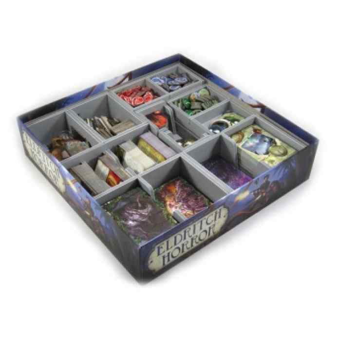 Eldritch Horror: Inserto Folded Space TABLERUM
