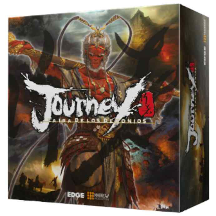 Journey: La ira de los demonios TABLERUM
