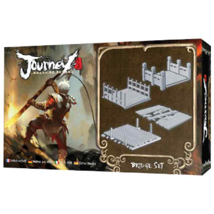 Journey: La ira de los demonios: Set de Puentes TABLERUM