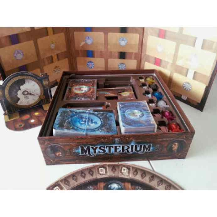 caja abierta del mysterium