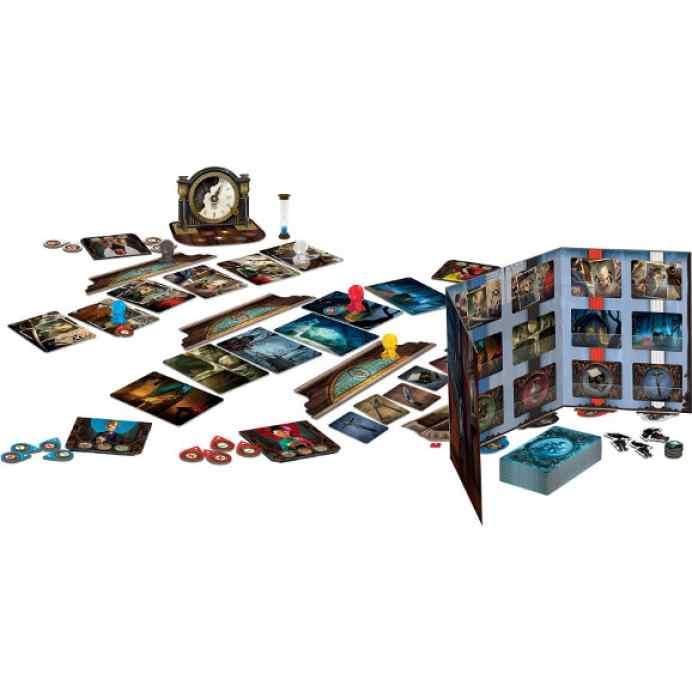 juego mysterium sobre mesa