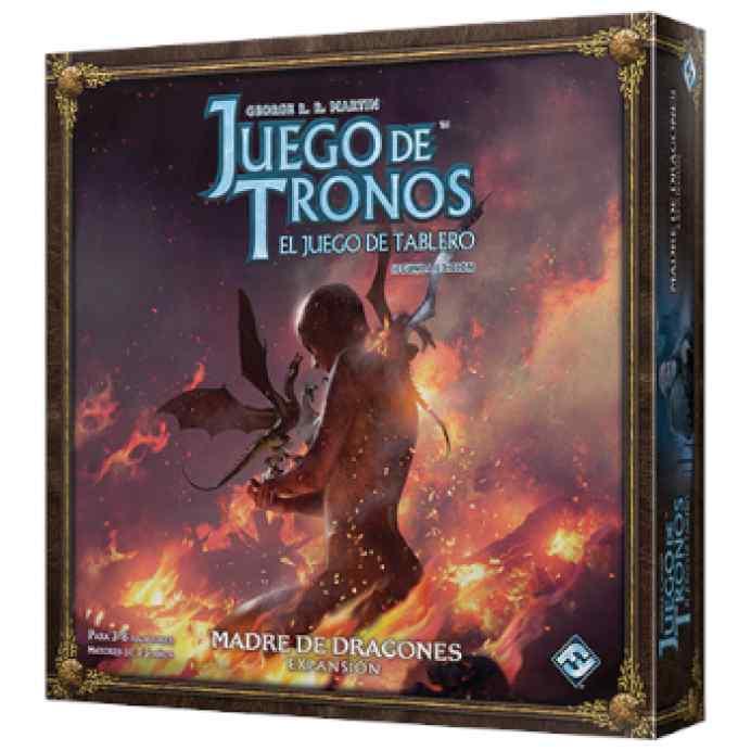 Juego de Tronos: El Juego de Tablero: Madre de Dragones TABLERUM