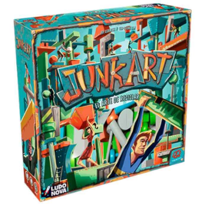 Junk Art TABLERUM