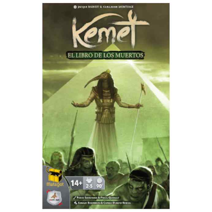 Kemet: El Libro de los Muertos TABLERUM