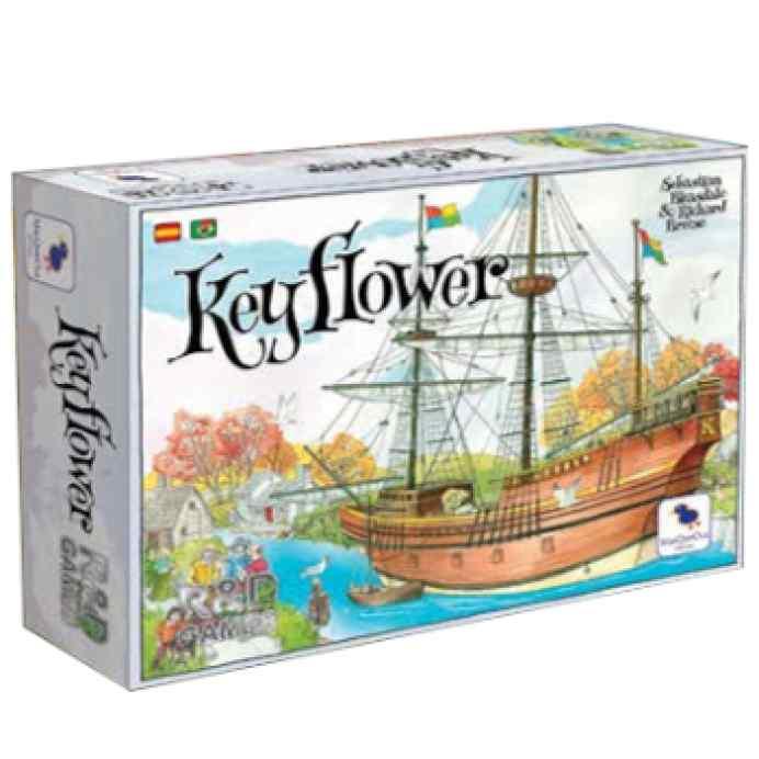 Keyflower 4Ed TABLERUM