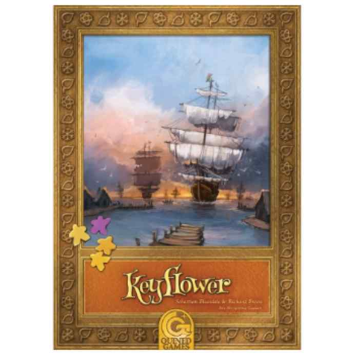 Keyflower (Masterprint) TABLERUM