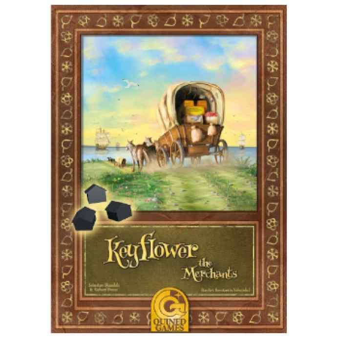 Keyflower Masterprint: The Merchants (INGLÉS) TABLERUM