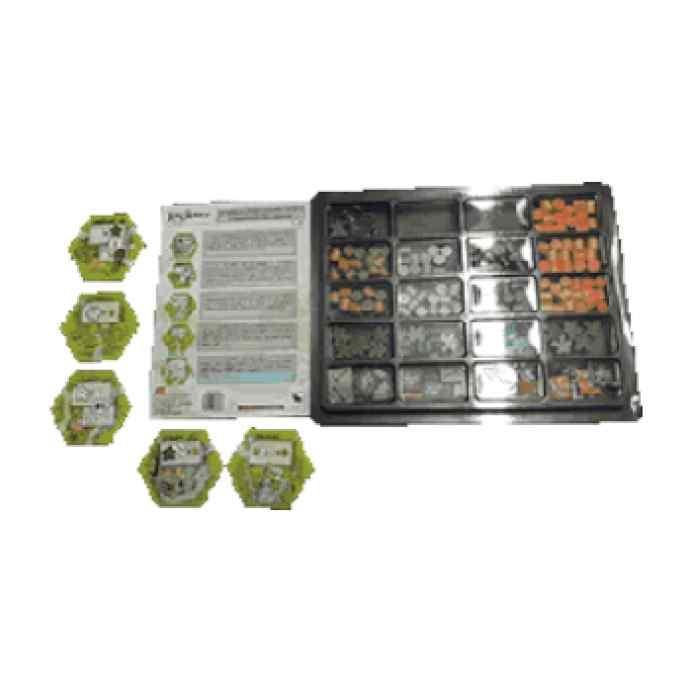 Keyflower 4Ed Set de Losetas de Expansión TABLERUM