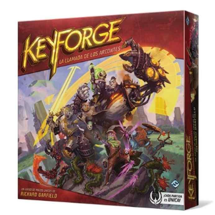 Keyforge TABLERUM
