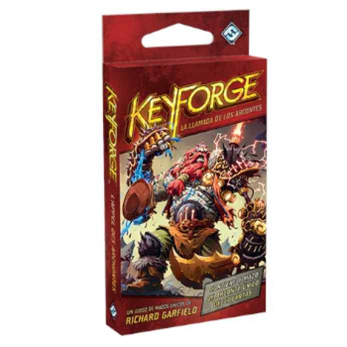 Keyforge: La llamada de los Arcontes TABLERUM