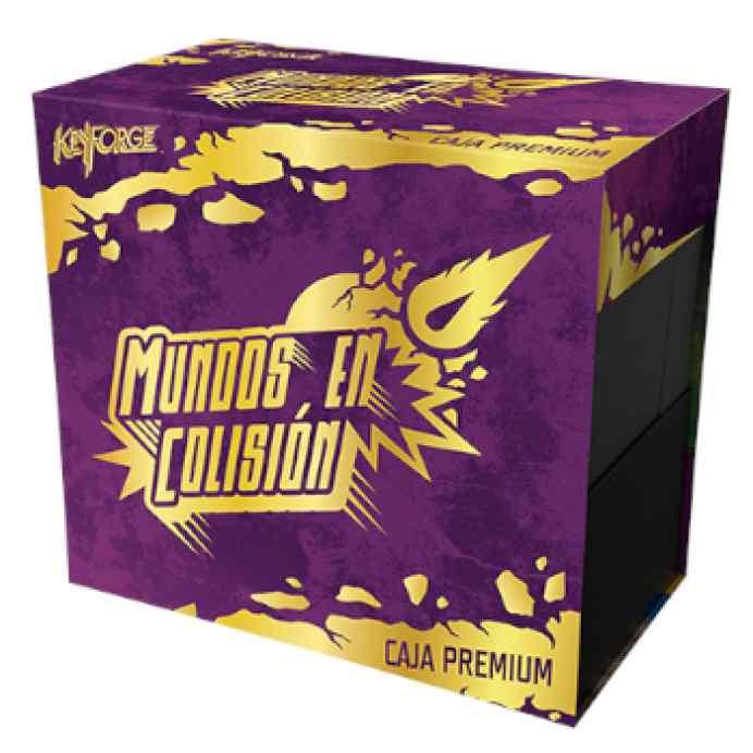KeyForge: Mundos en Colisión: Caja Premium TABLERUM