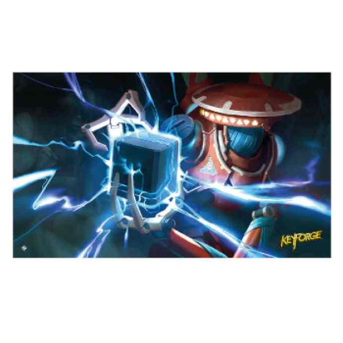 Keyforge: Positron Bolt Playmat TABLERUM