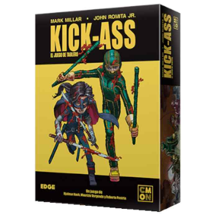 Kick-Ass TABLERUM